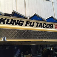 Photo taken at Kung Fu Tacos by Brian D. on 11/29/2011