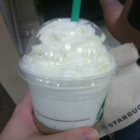 Photo taken at Starbucks by Hailee M. on 8/4/2012