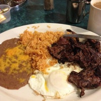 Photo taken at Ordonez Mexican Restaurant by Sylvia M. on 4/7/2012