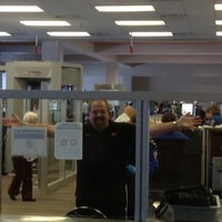 Photo taken at Security Checkpoint by Chuck D. on 3/16/2012