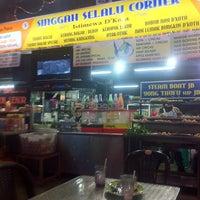 Photo taken at singgah selalu corner, uptown kota damansara by Ikram S. on 7/11/2011