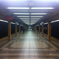 Photo taken at MTA Subway - 34th St/Penn Station (1/2/3) by Joe W. on 1/28/2011