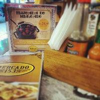 Photo taken at Mercado 153 by Elias P. on 8/26/2012