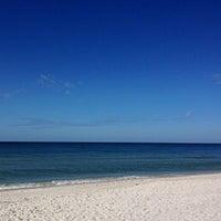 Photo taken at Vanderbilt Beach by Frank G. on 11/24/2011