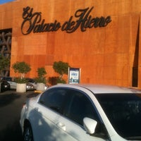 Photo taken at Palacio de Hierro by Laura D. on 4/10/2012