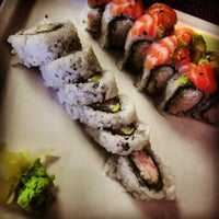Photo taken at Sushi Time by Kevin m. on 5/15/2012