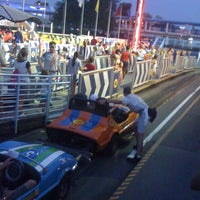 Photo taken at Tomorrowland® Speedway by Marco S. on 5/31/2012