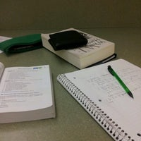 Photo taken at Pacific University Library by Daniel W. on 9/6/2012