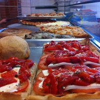 Photo taken at Rocco's Pizza by Mario M. on 8/20/2011