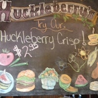 Photo taken at Huckleberry's by Carolyn W. on 8/12/2012