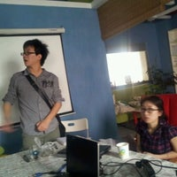 Photo taken at ChaiHuo 柴火 Hackerspace by Michael M. on 4/24/2012