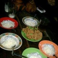 Photo taken at Ketan Susu Kemayoran by d2 f. on 3/23/2012