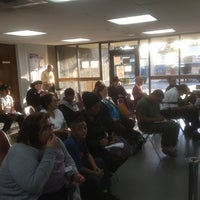 Photo taken at San Mateo DMV Office by Rick E. on 11/15/2011