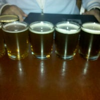 Photo taken at Harvest Moon Brewery by Patricia D. on 11/3/2011