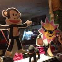 Photo taken at Paul Frank Store by Flers K. on 6/16/2012