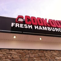 Photo taken at Cook Out by Cayce H. on 6/10/2012