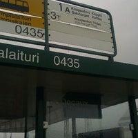 Photo taken at HSL 0435 Olympialaituri by Timo U. on 9/14/2011