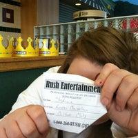 Photo taken at Burger King by Krystal C. on 1/8/2012