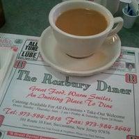 Photo taken at Roxbury Diner by Kristina🔫 M. on 9/1/2011