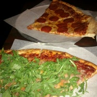 Photo taken at Slice Pizzeria by Hillary N. on 8/12/2011