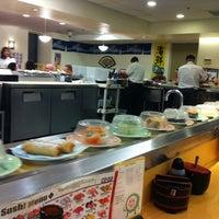 Photo taken at Marinepolis Sushi Land by Vj R. on 2/20/2011