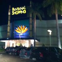 Photo taken at Pantanal Shopping by Luduarty - O. on 7/7/2012