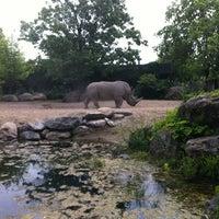 Photo taken at Zoo de Granby by Greg on 6/23/2012