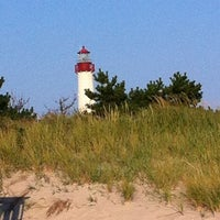 Photo taken at Cape May Lighthouse by Kevin S. on 9/8/2012