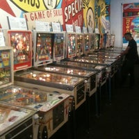 Photo taken at Pacific Pinball Museum by Brock H. on 7/17/2011
