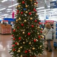 Photo taken at Walmart Supercenter by Meela D. on 11/10/2011