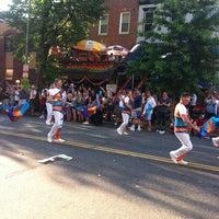 Photo taken at Capital Pride 2012 by Leslie Y. on 6/9/2012