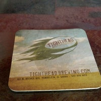 Photo taken at Tighthead Brewing Company by Garry on 6/16/2012