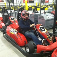 Photo taken at Pole Position Raceway by Kevin D. on 12/28/2011