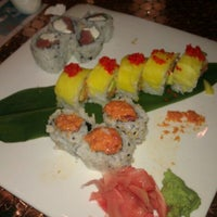 Photo taken at Ruyi Asian Fusion by Jennifer G. on 10/16/2011
