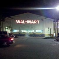 Photo taken at Walmart Supercenter by Plexy on 11/27/2011