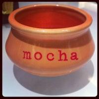 Photo taken at Mocha Mojo by Vinay on 11/6/2011