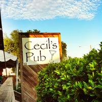 Photo taken at Cecil's Pub by Park S. on 7/17/2011