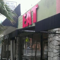 Photo taken at EAT by aaron s. on 10/15/2011