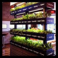 Photo taken at LYFE Kitchen by Frederik H. on 10/18/2011