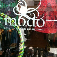 Photo taken at Modo Boutique by Sakena P. on 7/16/2012