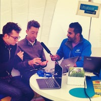 Photo taken at Club #Ultrabook Hosted by Intel @sfoutsidelands by Mike F. on 8/12/2012