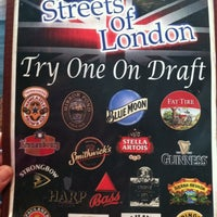 Photo taken at Streets of London by Emily B. on 3/10/2012
