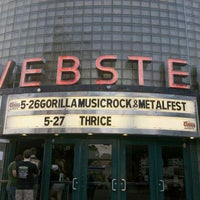 Photo taken at The Webster Theater by Alec G. on 5/27/2012