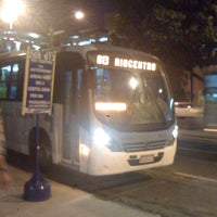 Photo taken at Linha 613 - Del Castilho / Rio Centro by Anderson D. on 11/4/2011