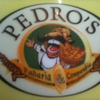 Photo taken at Padaria Pedro's by Callebe M. on 1/16/2012