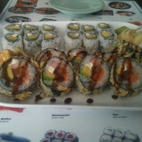 Photo taken at Young's Sushi by Tracy C. on 6/20/2012