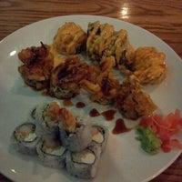 Das Foto wurde bei Mikado Japanese Steakhouse von Amber Ice am 4/6/2012 aufgenommen