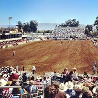 Photo taken at California Rodeo Salinas by Meghan K. on 7/21/2012