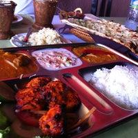 Photo taken at Ganesh Indian Restaurant by Mattia P. on 3/15/2012