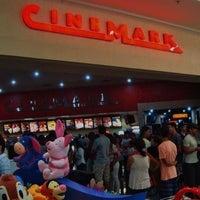Photo taken at Cinemark by Iago O. on 8/19/2012
